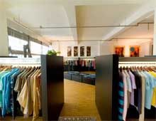 Criminal Clothing – Showroom Berlin – 360° Panoramen