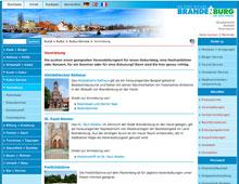 Stadt-Brandenburg – Virtueller Rundgang Rathaus, St. Pauli-Kloster, Freilichtbühne.