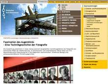 Technikmuseum Berlin – Interaktive Panoramen für die Dauerausstellung Fotografie