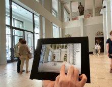 Humboldtforum Berlin / 360° Panoramen im Skulpturensaal
